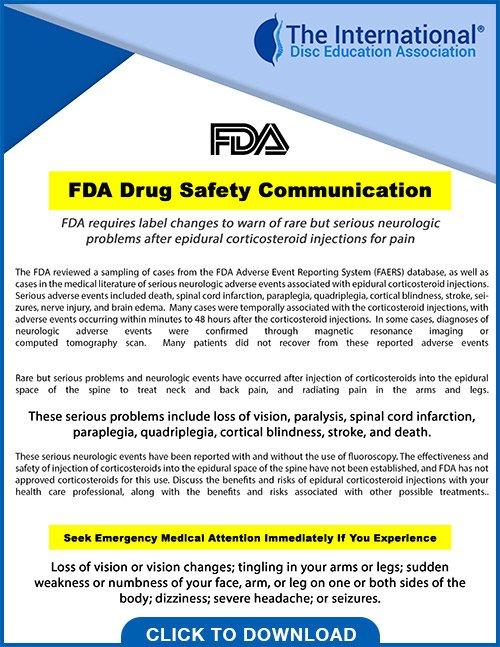 FDA PDF Download